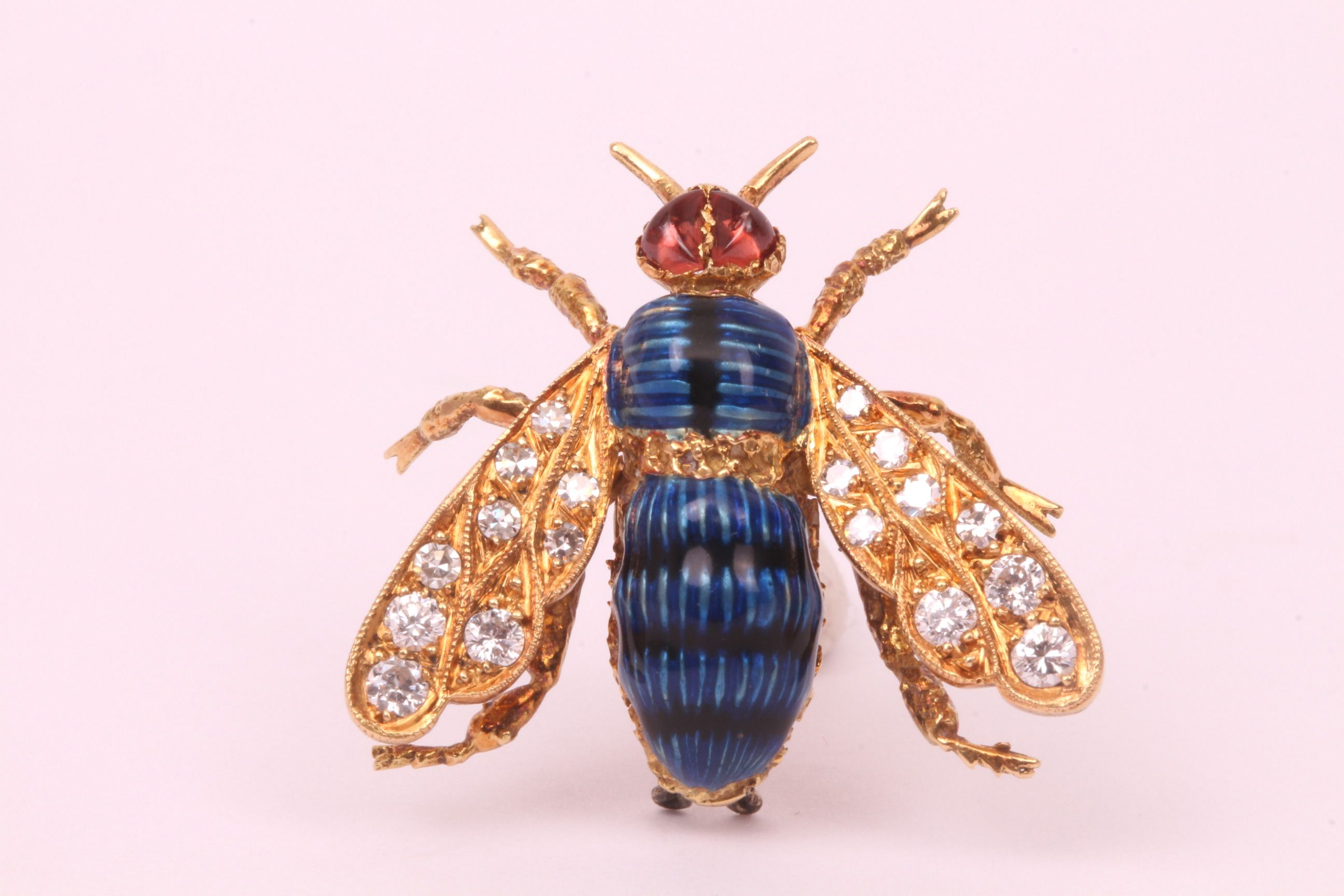 "Broche ""Abeille"""